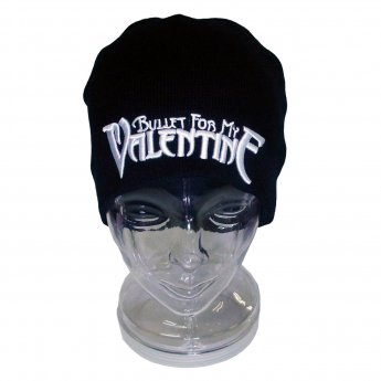 BULLET FOR MY VALENTINE - LOGO KNIT CAP