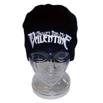 BULLET FOR MY VALENTINE - LOGO KNIT CAP