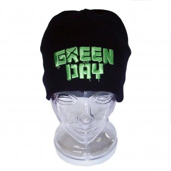 GREEN DAY - LOGO KNIT CAP