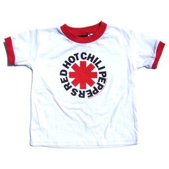 RED HOT CHILI PEPPERS - ASTERISK LOGO TODDLER