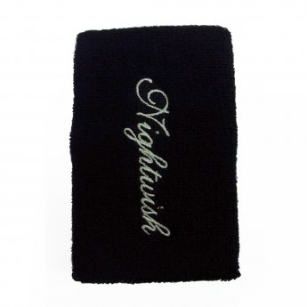 NIGHTWISH - LOGO LONG WRISTBAND