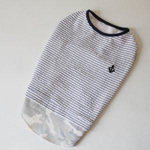 COOL・マリン・ボーダー・シャツ
