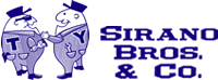 Web store   SIRANO BROS. & Co.