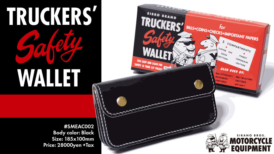 TRUCKERS SAFETY WALLET