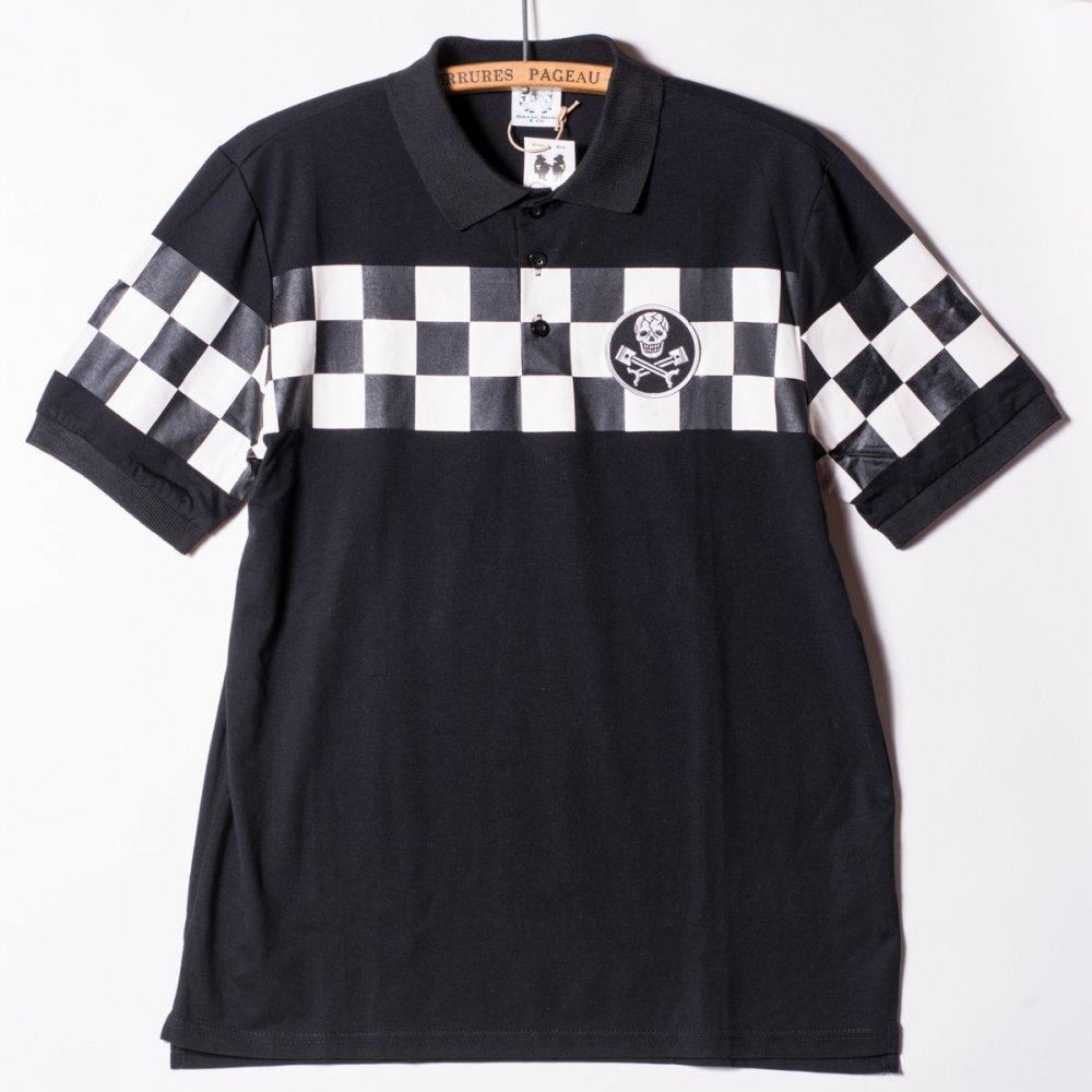 [Sirano CheapChic]  Grand Prix Polo Shirts