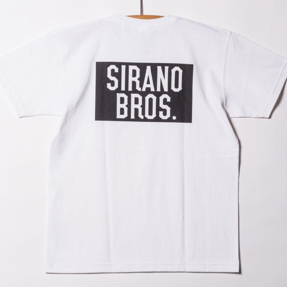 "7.1oz T-shirts ""SIRANO BROS."""