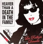 裸のラリーズ/HEAVIER THAN A DEATH IN THE FAMILY