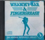 JIMI HENDRIX REFERENCE LIBRARY/WHAMMY BAR & FINGER GREASE