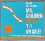 Mr.Children/REPLAY