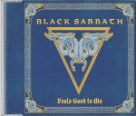 Black Sabbath/Feels Good To Me