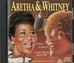 ARETHA & WHITNEY/IT ISN'T, IT WASN'T, AIN'T NEVER GONNA BE