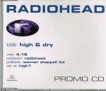 RADIOHEAD/high & dry
