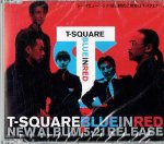 T-SQUARE/BLUEINRED