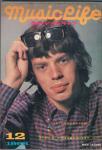 ミュージック・ライフ 1968年12月号