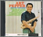 ART PEPPER /GETTIN TOGETHER !