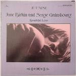 JANE BIRKIN AND SERGE GAINSBOURG/JE T AIME