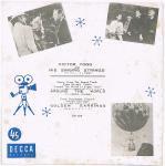 ヴィクター・ヤング楽団/「八十日間世界一周」主題曲、「黄金のイヤリング」