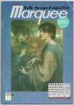 MARQUEE 020 /1986年8月発売号