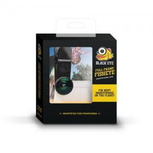 BLACKEYELENS-FULL FRAME FISHEYE 【魚眼】PRO SERIES -