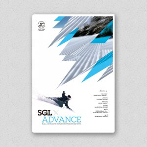 SGL x ADVANCE<img class='new_mark_img2' src='//img.shop-pro.jp/img/new/icons14.gif' style='border:none;display:inline;margin:0px;padding:0px;width:auto;' />