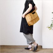 intoxic. [イントキシック] ADJUST STRAP TOTE fake basket