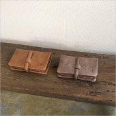 CLEDRAN [クレドラン] 「NUA」ヌア 2つ折り財布