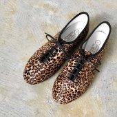 CATWORTH [カットワース] ジャガー柄 Jazz Shoe