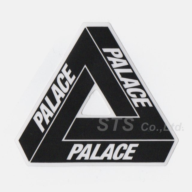 Palace Skateboards - Tri-Ferg Logo Sticker