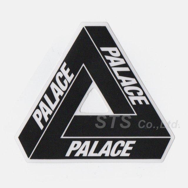 Palace Skateboards - Tri-Ferg Logo Sticker