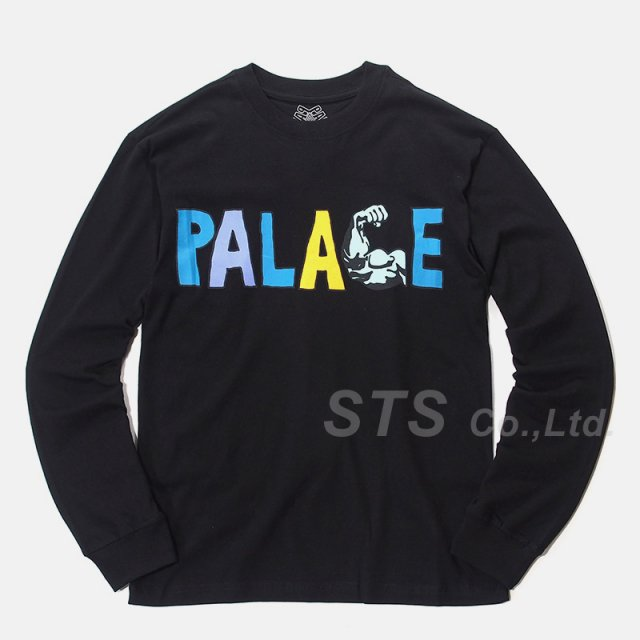 Palace Skateboards - Muscle L/S T-Shirt