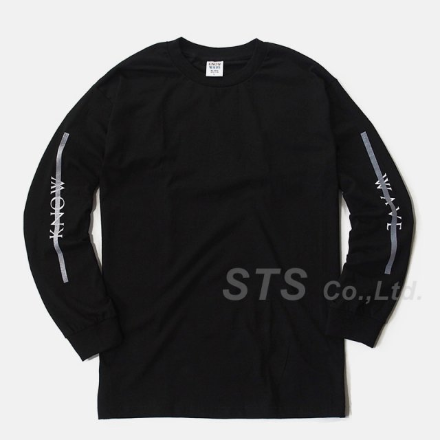 Know Wave - Long Sleeve Logo T-Shirt
