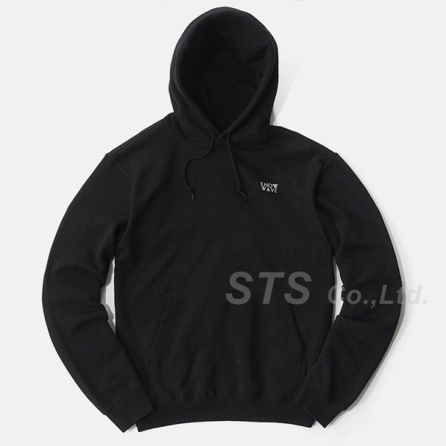 Know Wave - Blackout Pullover Hoodie