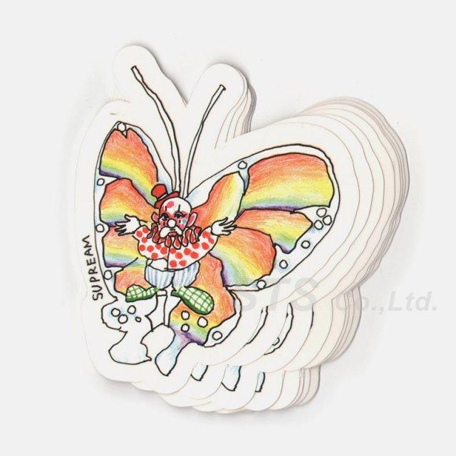 【Dead Stock】Supreme - Gonz Butterfly Sticker