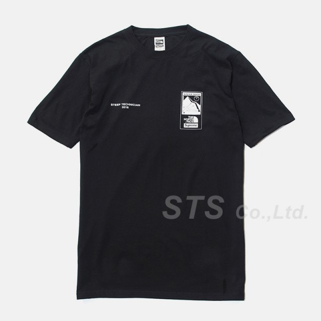 Supreme/The North Face Steep Tech Tee Shirt
