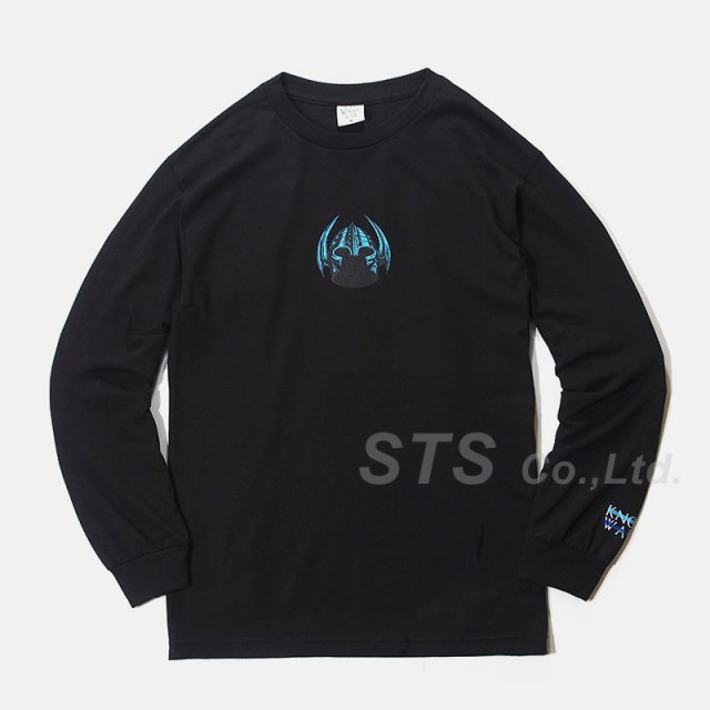 Know Wave - Skatewise 01 3RD STREET Long Sleeve