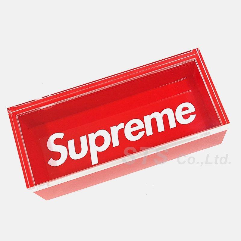 Supreme - Lucite Box