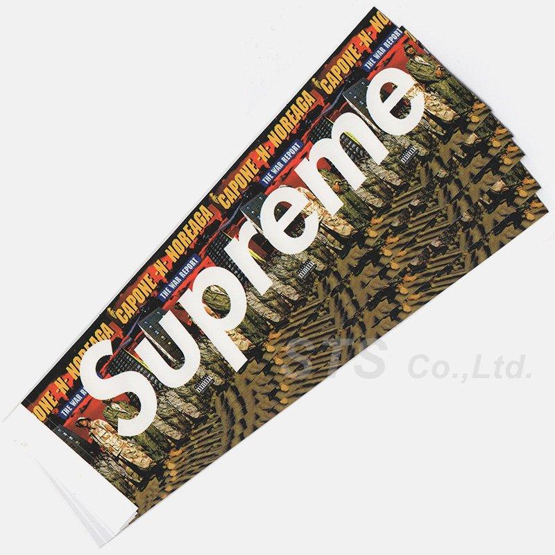 Supreme - The War Report Sticker