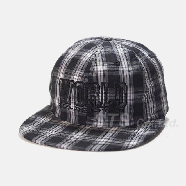 Supreme - World Famous Plaid 6-Panel