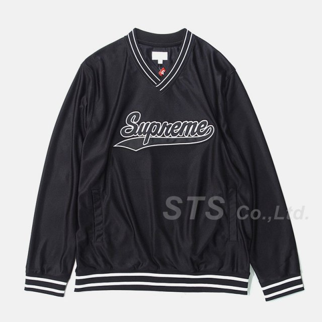 Supreme - Baseball Warm Up Top