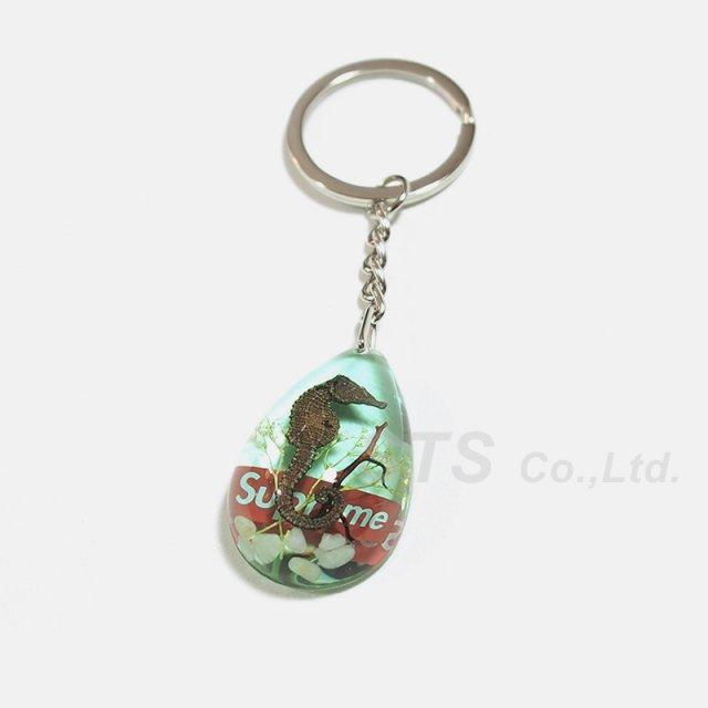 Supreme - Seahorse Keychain