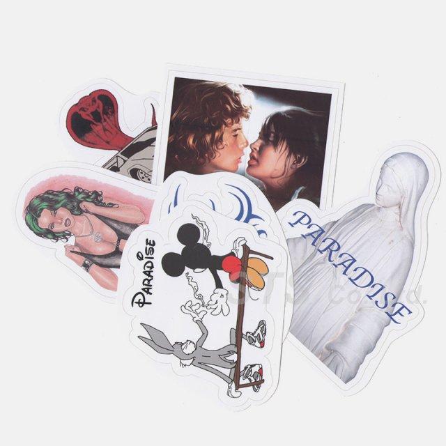 Paradis3 - Sticker Pack A