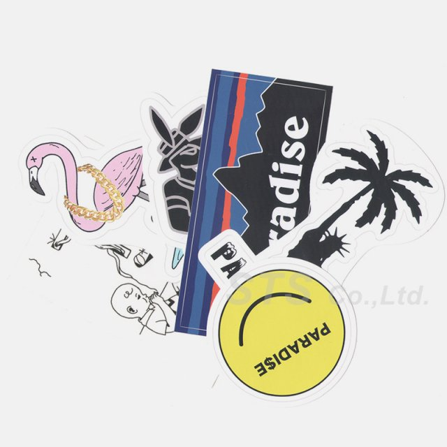 Paradis3 - Sticker Pack B