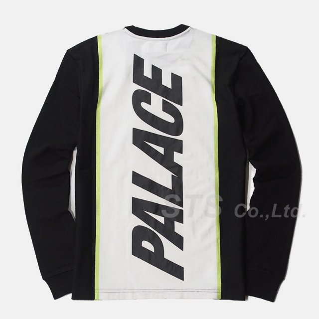 Palace Skateboards - Fast Stripe Crew