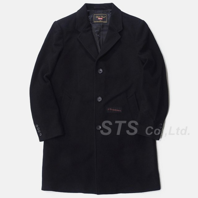 Supreme/UNDERCOVER Wool Overcoat