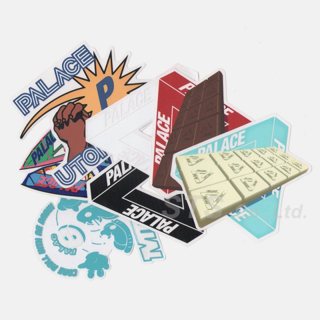 Palace Skateboards - Sticker Pack