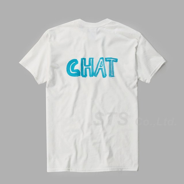 CHAT - BACK Tee