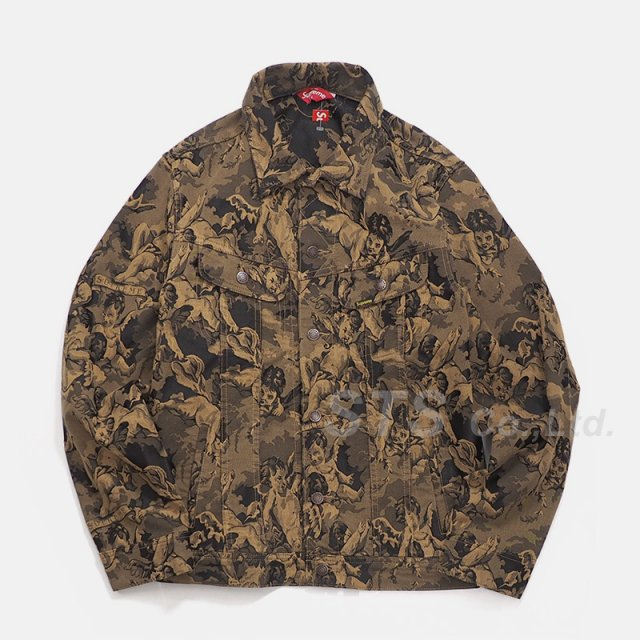 Supreme - Cherub Trucker Jacket