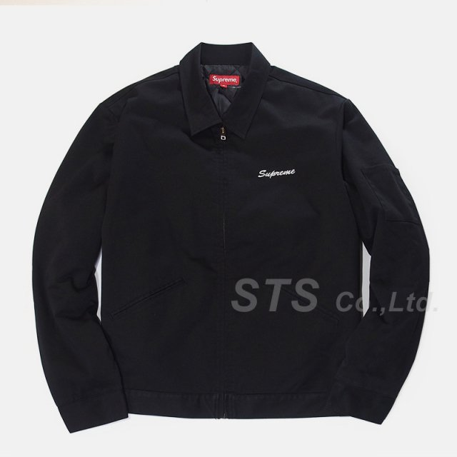 Supreme/Playboy Work Jacket