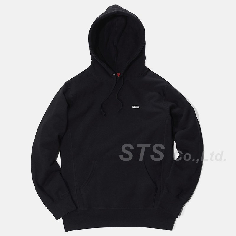 Supreme - 3M Reflective Logo Hooded Sweatshirt