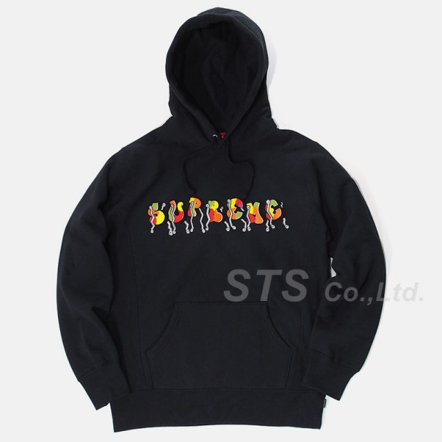 Supreme - Blade Whole Car Hooded Sweatshirt